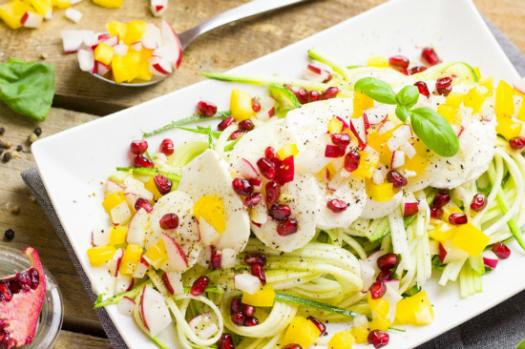 Zoom sur des recettes de cuisine végétariennes