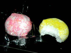 bonbons boule coco