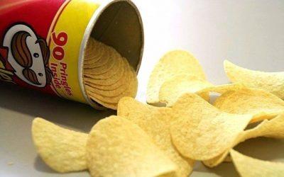 3 raisons de prendre des Pringles pour l'apéro