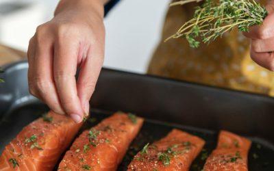 C'est Noël: 4 façons originales de préparer le saumon