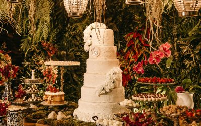 8 tendances wedding cakes pour 2020