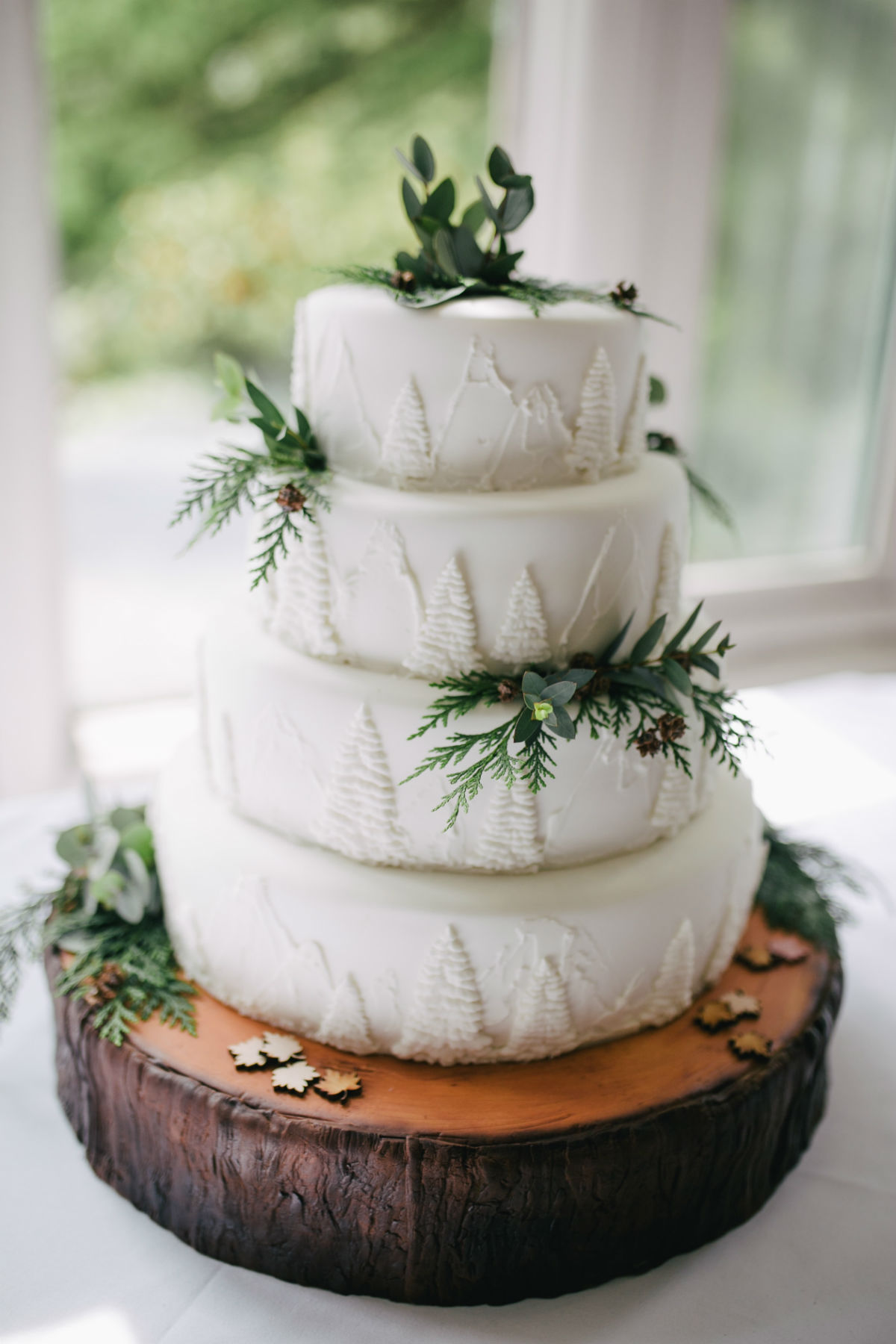 wedding cake gateau